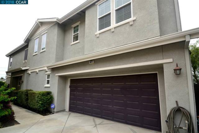671 Falling Star Dr, Martinez, CA 94553 (#CC40823204) :: The Goss Real Estate Group, Keller Williams Bay Area Estates