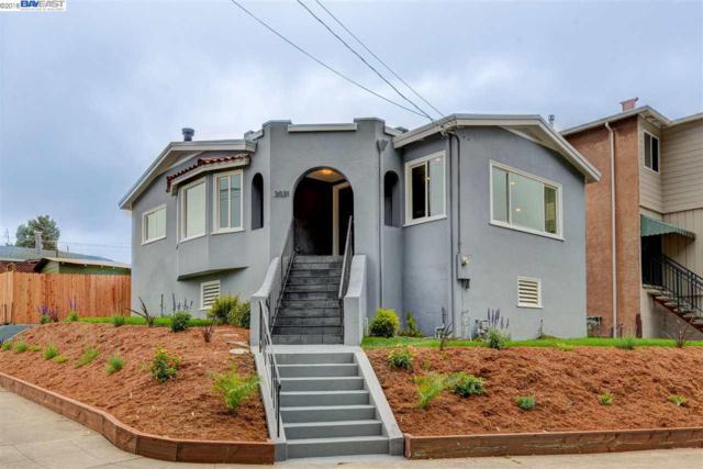3031 Berlin Way, Oakland, CA 94602 (#BE40823282) :: Astute Realty Inc