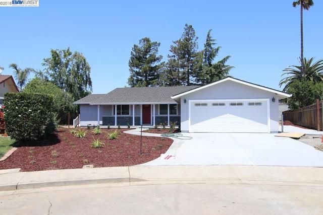 4951 Derby Pl, Newark, CA 94560 (#BE40823333) :: The Kulda Real Estate Group