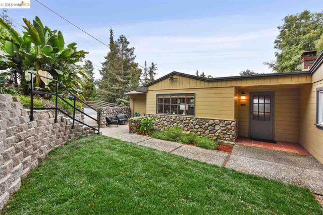 5729 Merriewood Dr, Oakland, CA 94611 (#EB40823348) :: Strock Real Estate
