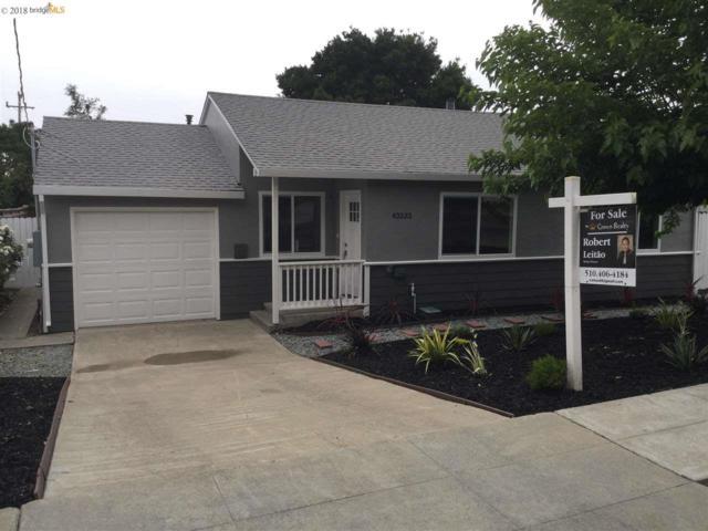 43233 Starr St, Fremont, CA 94539 (#EB40823461) :: Strock Real Estate