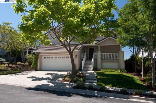 5719 Gold Creek Dr, Castro Valley, CA 94552 (#BE40823464) :: The Kulda Real Estate Group