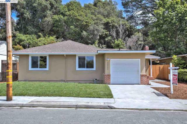 22686 Zaballos Ct, Hayward, CA 94541 (#BE40823603) :: The Kulda Real Estate Group