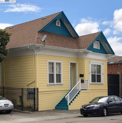 501 E. 18th St, Oakland, CA 94606 (#BE40823642) :: The Kulda Real Estate Group