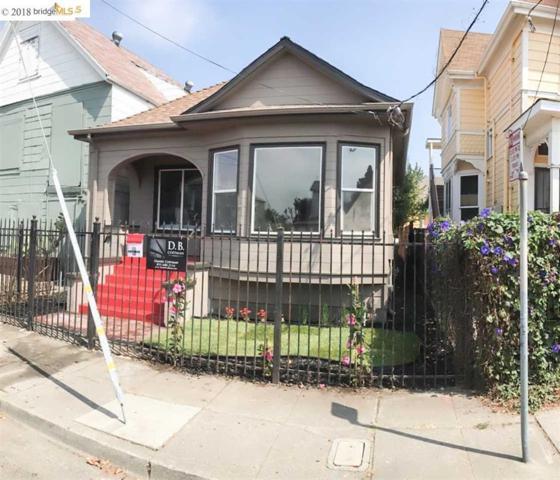 1212 30Th St, Oakland, CA 94608 (#EB40824423) :: The Goss Real Estate Group, Keller Williams Bay Area Estates