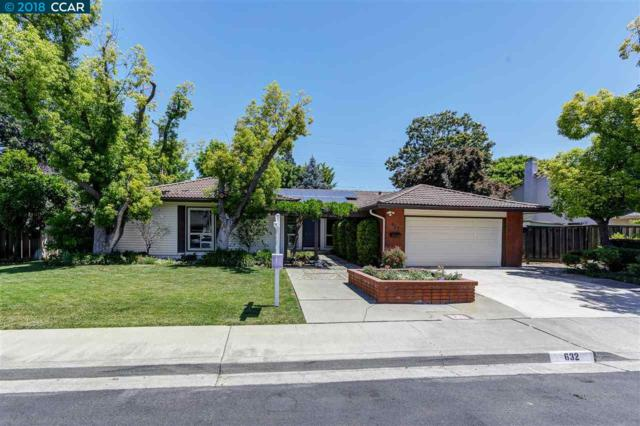 632 Wintergreen Ln, Walnut Creek, CA 94598 (#CC40824557) :: Astute Realty Inc
