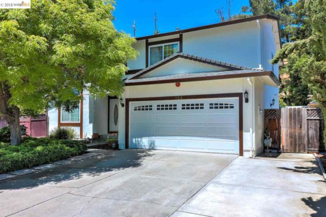 154 Orchid Ct, Hercules, CA 94547 (#EB40824682) :: Strock Real Estate