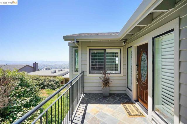 4 Clipper Hl, Oakland, CA 94618 (#EB40824787) :: Strock Real Estate