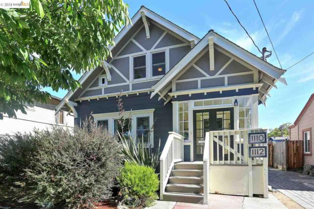 1110 Parker St, Berkeley, CA 94702 (#EB40824793) :: Brett Jennings Real Estate Experts