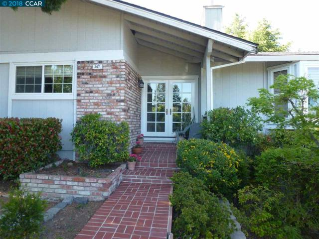 207 Acacia Ln, Alamo, CA 94507 (#CC40824863) :: Perisson Real Estate, Inc.