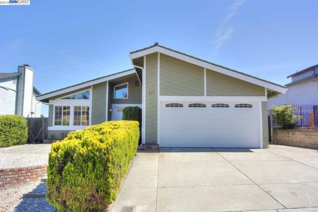 229 Starling Way, Hercules, CA 94547 (#BE40824897) :: Strock Real Estate