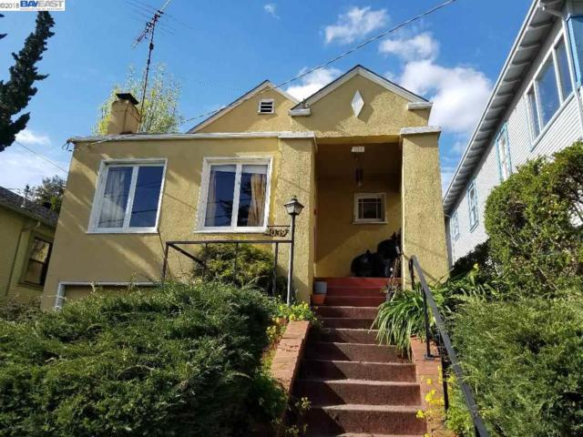 4039 Patterson Ave, Oakland, CA 94619 (#BE40824973) :: von Kaenel Real Estate Group