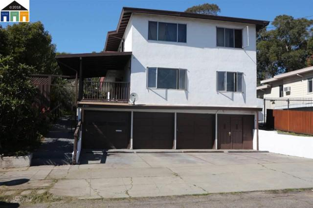 2501 Humboldt Ave, Oakland, CA 94601 (#MR40824987) :: The Gilmartin Group