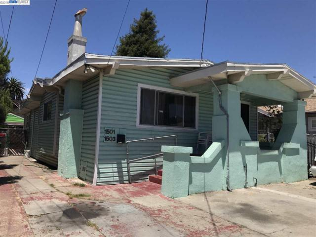 1501 52nd Ave, Oakland, CA 94601 (#BE40825076) :: The Gilmartin Group