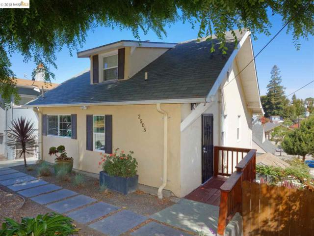 2505 Wallace St, Oakland, CA 94606 (#EB40825153) :: Perisson Real Estate, Inc.