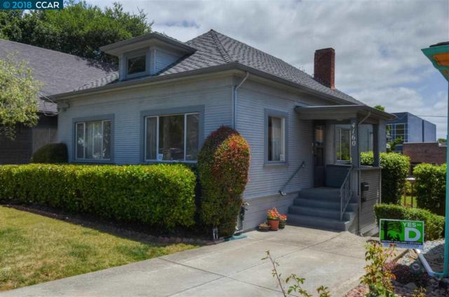4160 Howe Street, Oakland, CA 94611 (#CC40825186) :: Brett Jennings Real Estate Experts