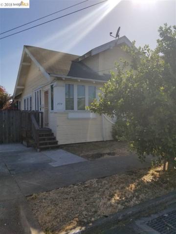 379 Beck Street, Richmond, CA 94804 (#EB40825361) :: The Goss Real Estate Group, Keller Williams Bay Area Estates