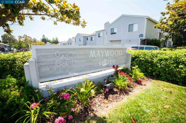 1216 Maywood Lane, Martinez, CA 94553 (#CC40825411) :: The Kulda Real Estate Group