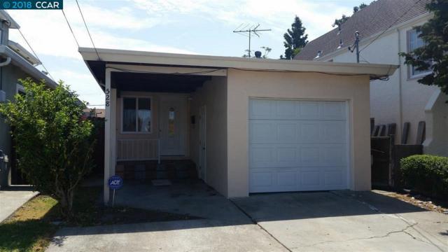 528 27Th St, Richmond, CA 94804 (#CC40825485) :: The Goss Real Estate Group, Keller Williams Bay Area Estates