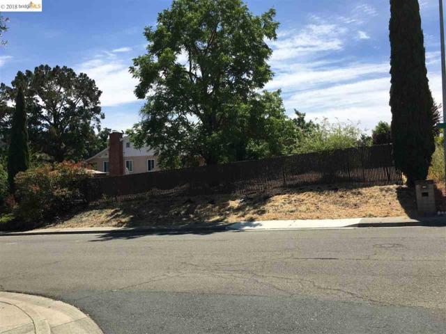 0 Bristlecone Drive, El Sobrante, CA 94803 (#EB40825714) :: Strock Real Estate