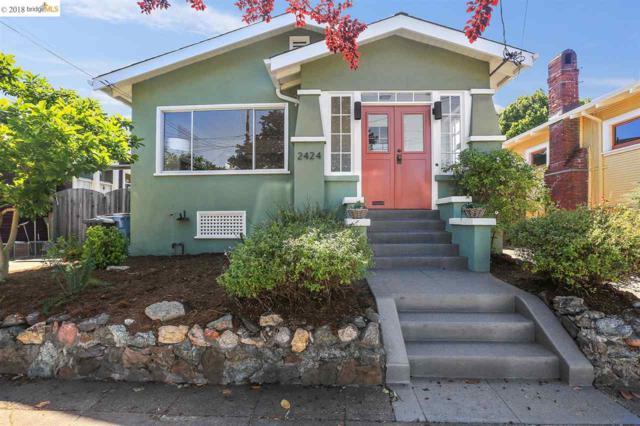 2424 Byron St, Berkeley, CA 94702 (#EB40825871) :: Julie Davis Sells Homes