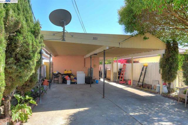 320 Chanslor Ave, Richmond, CA 94801 (#BE40825933) :: The Goss Real Estate Group, Keller Williams Bay Area Estates