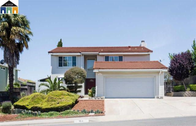 1511 Partridge Drive, Hercules, CA 94547 (#MR40825969) :: Strock Real Estate