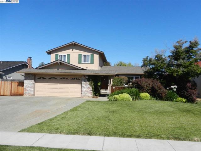 5017 Chelsea Dr, Newark, CA 94560 (#BE40826031) :: The Kulda Real Estate Group