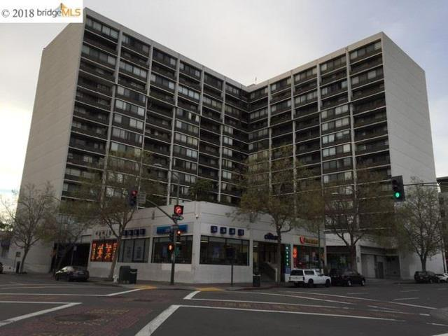 801 Franklin St, Oakland, CA 94607 (#EB40826103) :: von Kaenel Real Estate Group