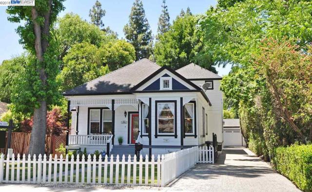 844 Division St, Pleasanton, CA 94566 (#BE40826246) :: The Kulda Real Estate Group