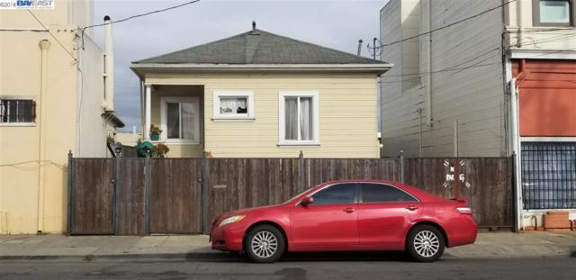1426 46Th Ave, Oakland, CA 94601 (#BE40826273) :: The Kulda Real Estate Group
