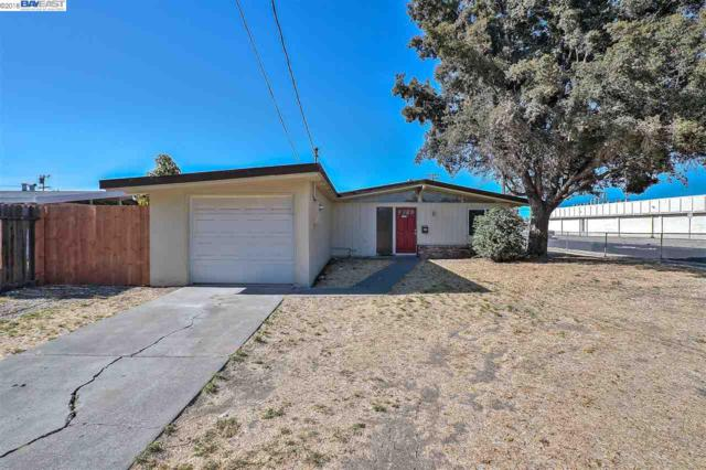27705 Biscayne Ave, Hayward, CA 94544 (#BE40826305) :: Strock Real Estate