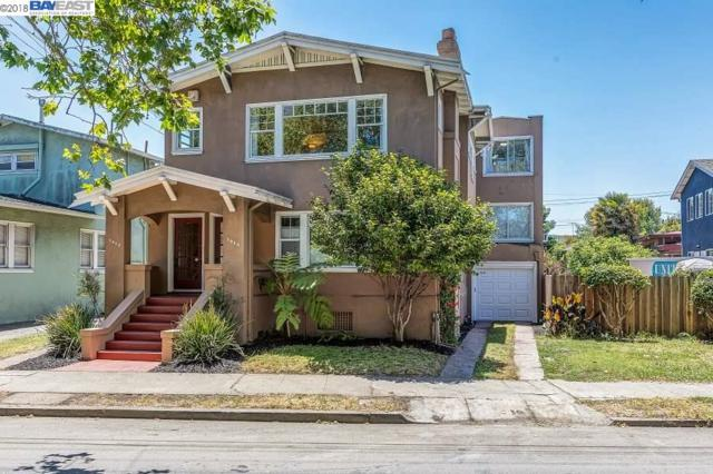 1045 Stanford Ave, Oakland, CA 94608 (#BE40826308) :: Strock Real Estate