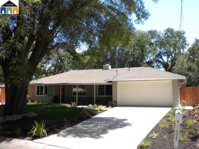 1697 Mary Dr, Pleasant Hill, CA 94523 (#MR40826343) :: Perisson Real Estate, Inc.