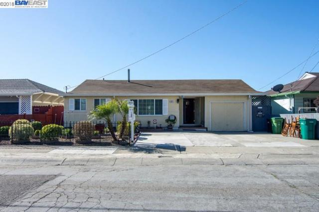 343 Hurley Dr, Hayward, CA 94544 (#BE40826348) :: Astute Realty Inc