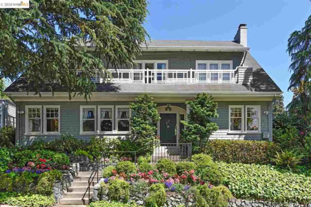 104 Monticello Ave, Piedmont, CA 94611 (#EB40826391) :: The Kulda Real Estate Group