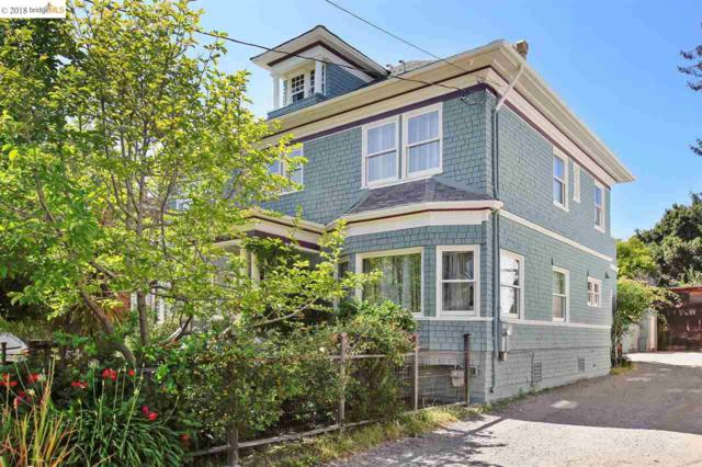 2605 Ashby Ave, Berkeley, CA 94705 (#EB40826458) :: Strock Real Estate