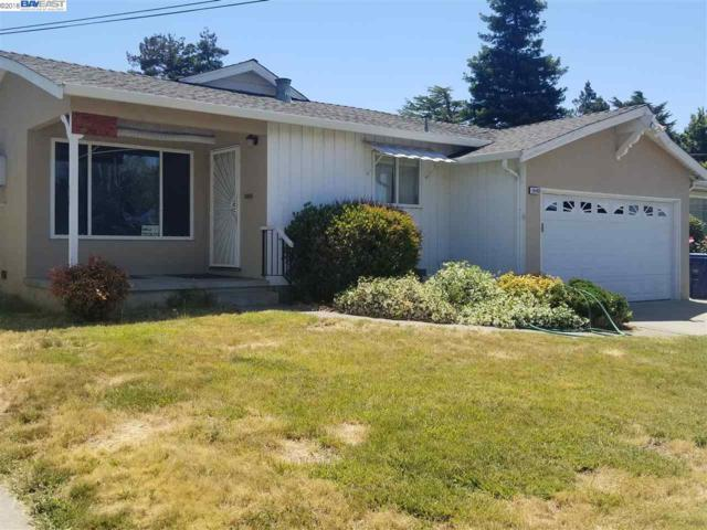 19400 Garrison Ave, Castro Valley, CA 94546 (#BE40826621) :: The Gilmartin Group