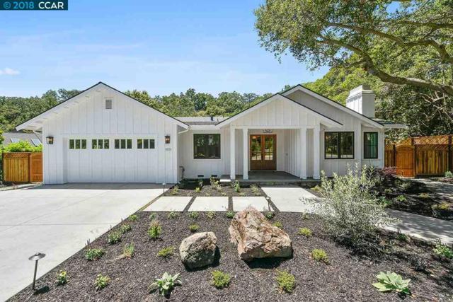 1517 El Sombro Court, Lafayette, CA 94549 (#CC40826676) :: The Kulda Real Estate Group