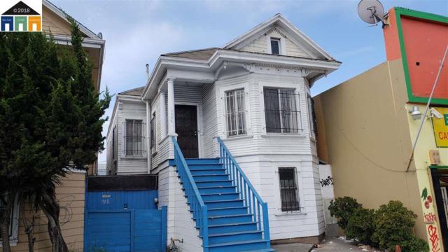 1535 International Blvd, Oakland, CA 94606 (#MR40826722) :: The Kulda Real Estate Group