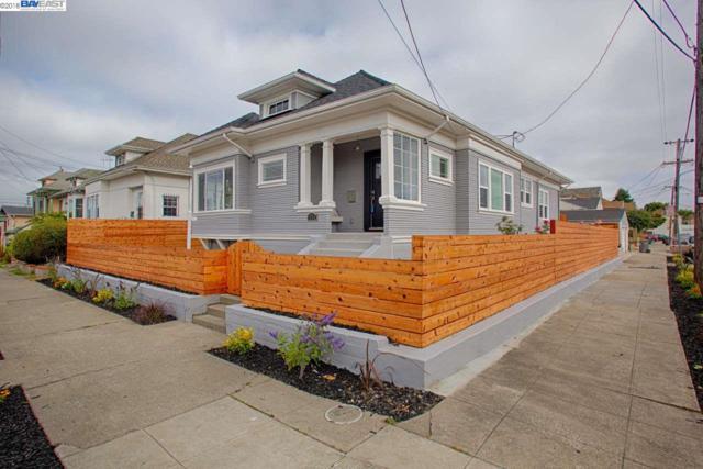 1052 Alcatraz Ave, Oakland, CA 94608 (#BE40826759) :: The Kulda Real Estate Group