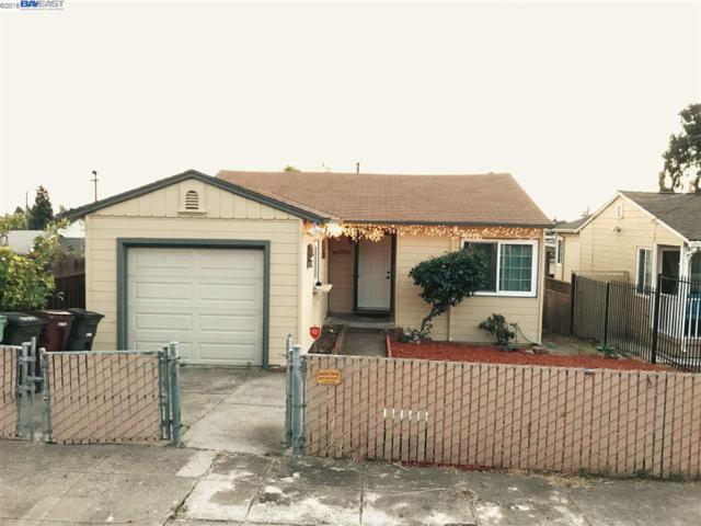 21531 Del Mar Avenue, Hayward, CA 94542 (#BE40826818) :: Strock Real Estate