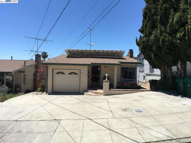 24449 Margaret Dr, Hayward, CA 94542 (#BE40826833) :: von Kaenel Real Estate Group