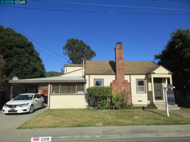 2210 Brookhaven Ct, San Pablo, CA 94806 (#CC40826857) :: The Goss Real Estate Group, Keller Williams Bay Area Estates