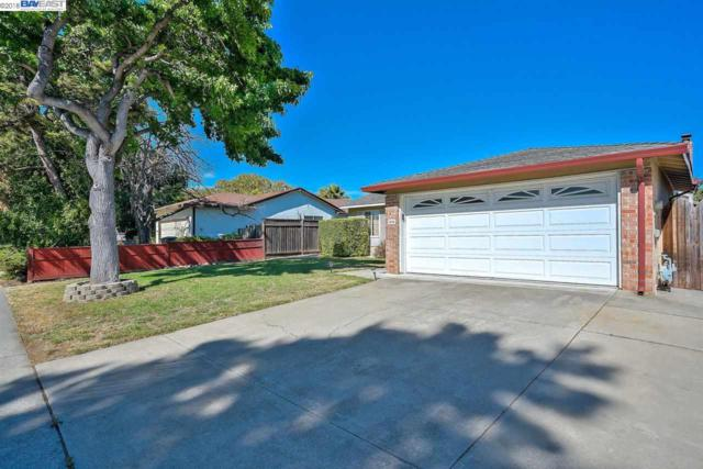 2810 Begonia St, Union City, CA 94587 (#BE40826914) :: The Goss Real Estate Group, Keller Williams Bay Area Estates