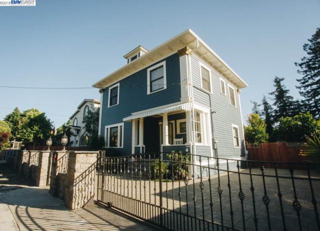 21815 Rio Vista St, Hayward, CA 94541 (#BE40827016) :: The Warfel Gardin Group