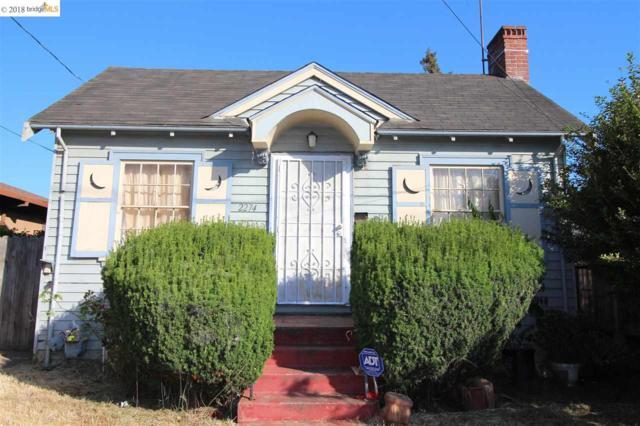 2274 83Rd Ave, Oakland, CA 94605 (#EB40827125) :: The Warfel Gardin Group