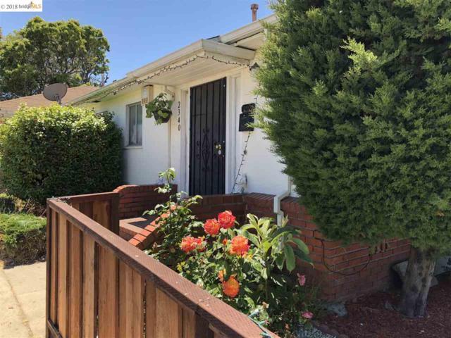 2342 Brooks Ave, Richmond, CA 94804 (#EB40827291) :: The Warfel Gardin Group