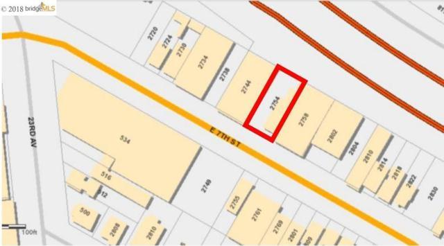 2754 E 7Th St, Oakland, CA 94601 (#EB40827476) :: The Goss Real Estate Group, Keller Williams Bay Area Estates