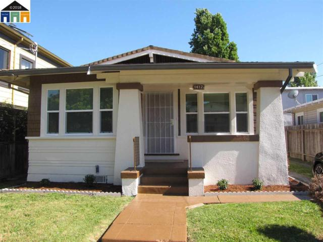 1412 Harmon Street, Berkeley, CA 94702 (#MR40827480) :: Strock Real Estate